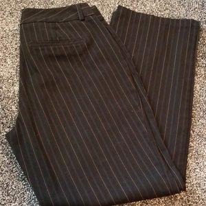 Dockers Pinstripe Pants, SZ 4P